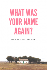 what was your name again