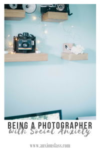 Being a photographer with social anxiety