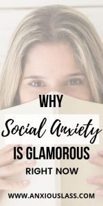 Why Social Anxiety Is Glamorous Right Now