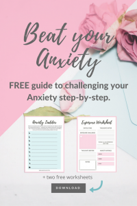Exposure Challenge Guide - Challenge anxiety step-by-step