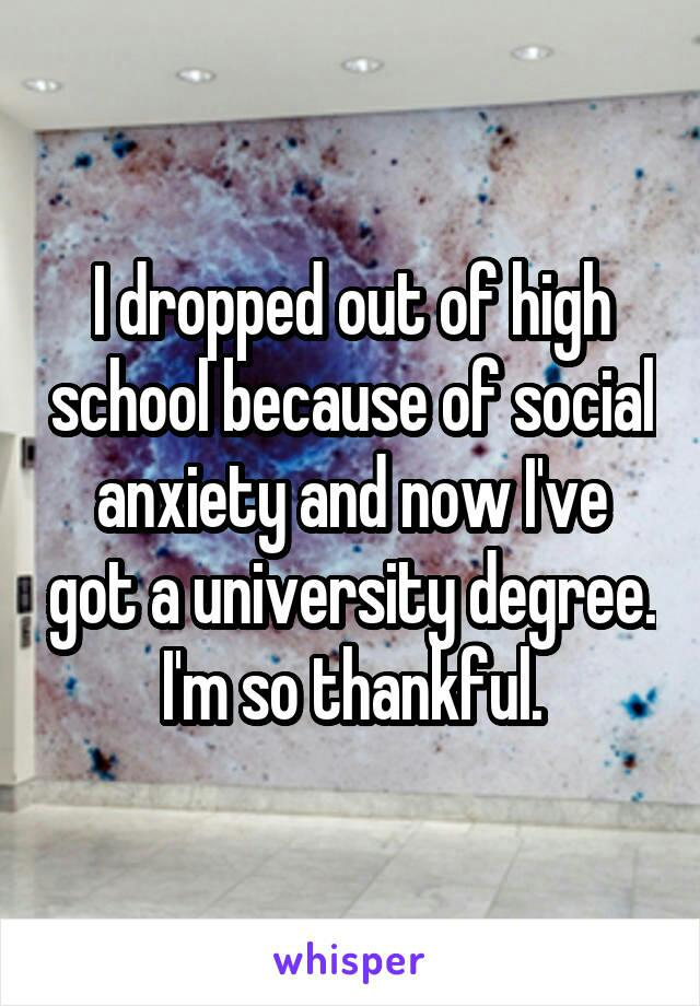 15 Confessions About Social Anxiety