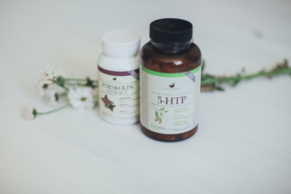 Supplements for Anxiety and Depression: 5-HTP and Forskolin Extract