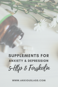 Supplements for Anxiety & Depression: 5-HTP & Forskolin Extract